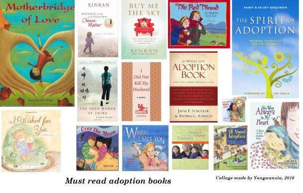 adoptie boeken