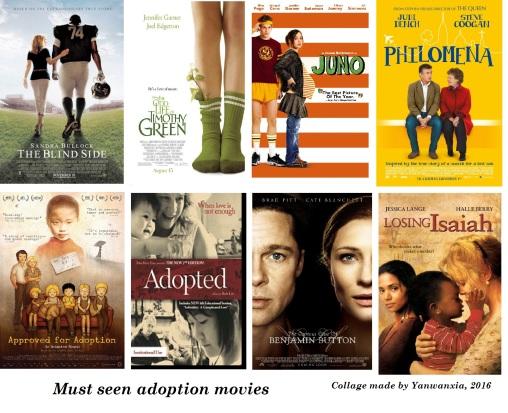 Adoption movies