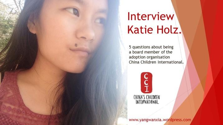 Interview Katie Holz 0